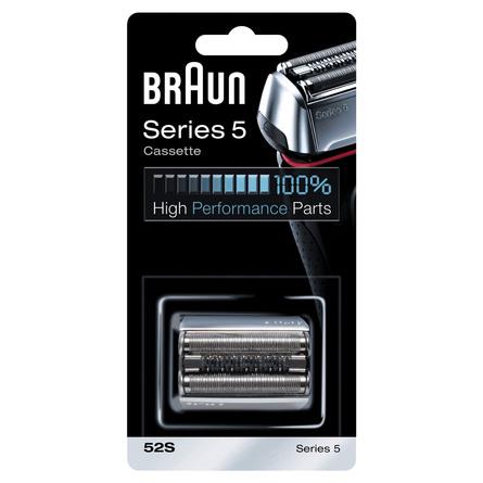 Braun Skær Serie 5 Sølv 52S