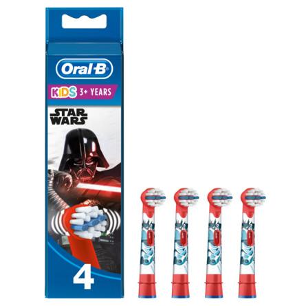 Oral-B Stages Power Børstehoveder Star Wars 4 stk