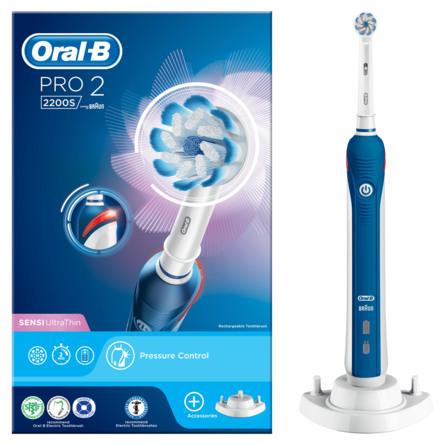 Oral-B El-tandbørste Pro 2 2200S