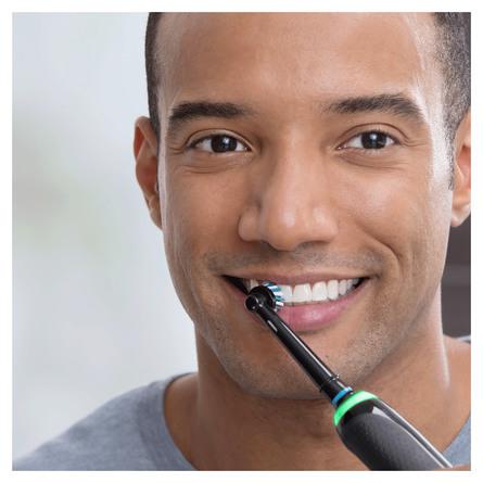 Oral-B El-tandbørste Genius X Sort