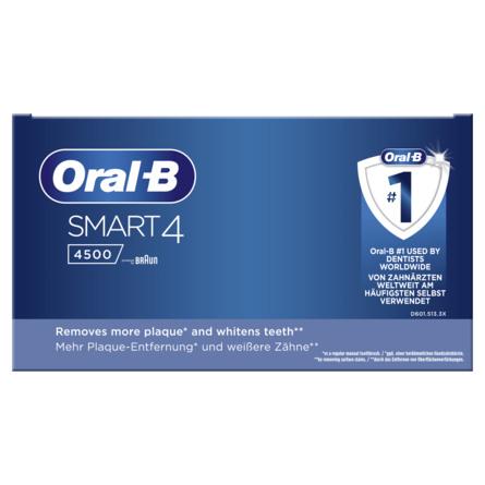 Oral-B El-tandbørste Smart 4 4500