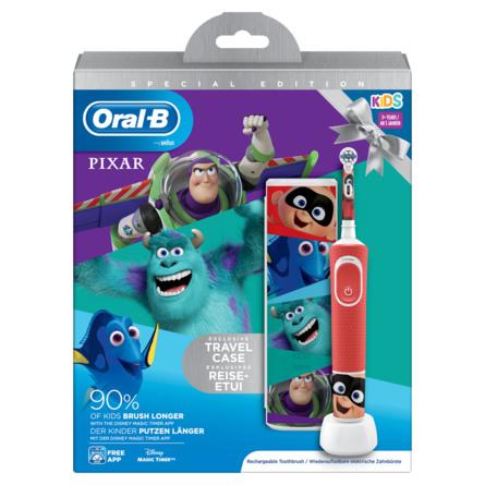 Oral-B El-tandbørste Børn 3+