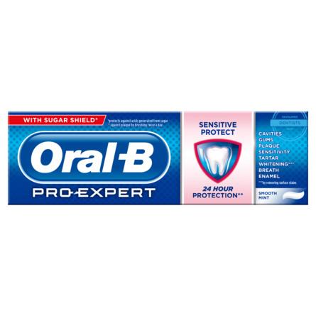 Oral-B Pro-Expert Sensitive&Gentle Whitening Tandpasta 75 ml