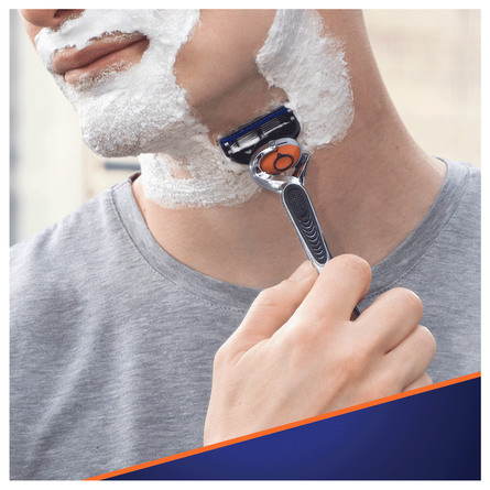 Gillette Fusion5 ProGlide Barberblade 4 stk