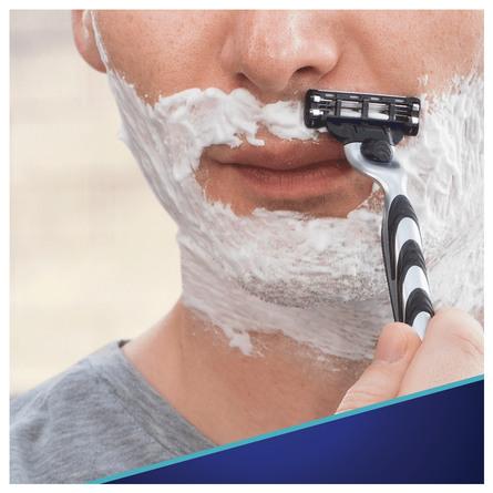 Gillette Mach3 Barberblade 8 stk