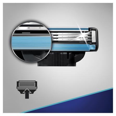 Gillette Mach3 Barberblade 5 stk