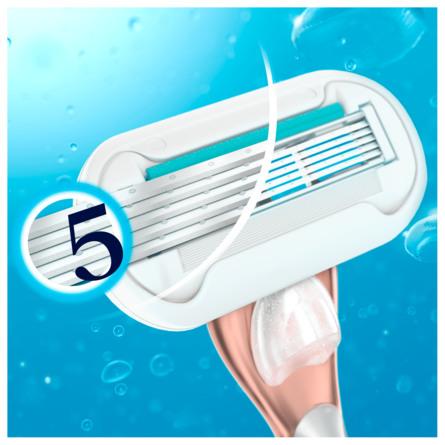 Gillette Venus Extra Smooth RoseGold Barberskraber+ 2 blade