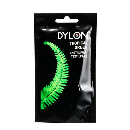 Dylon Håndfarve Tropical Green 50 g
