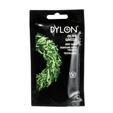 Dylon Håndfarve Olive Green 50 g