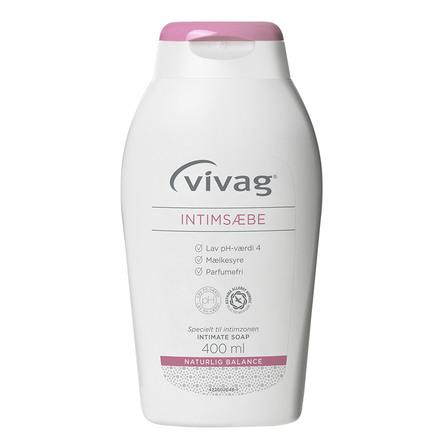 Vivag Intimsæbe 400 ml