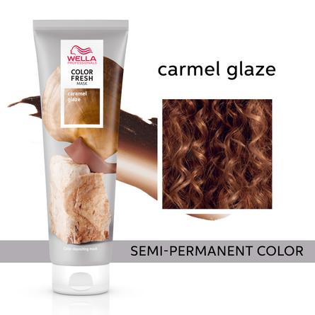 Wella Professionals Color Fresh Mask (Natural) Caramel Glaze