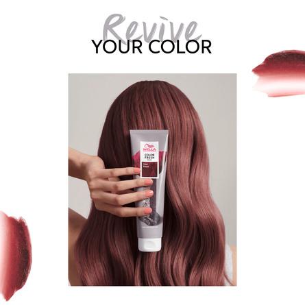 Wella Professionals Color Fresh Mask Rose