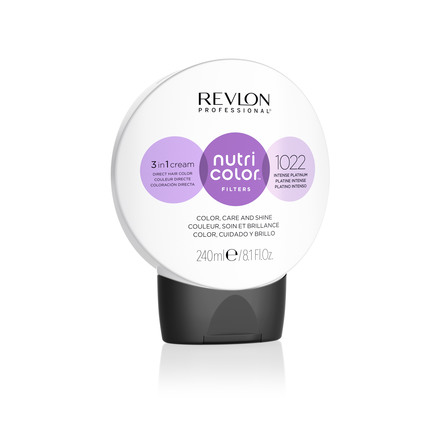 Revlon Nutri Color Filters 1022 Intense Platinum