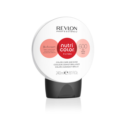 Revlon Nutri Color Filters 600 Red