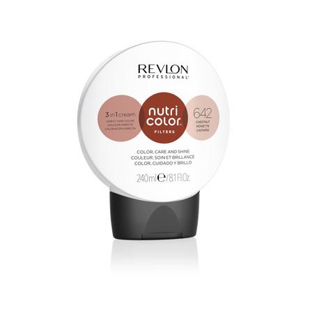 Revlon Nutri Color Filters 642 Chestnut