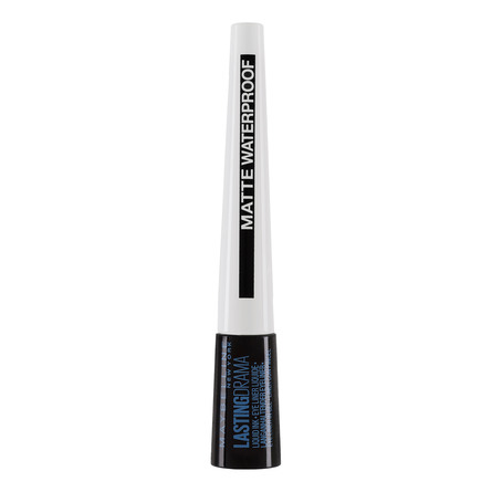 Maybelline Lasting Drama Liquid Ink Eyeliner 12 Matte Black Vandfast