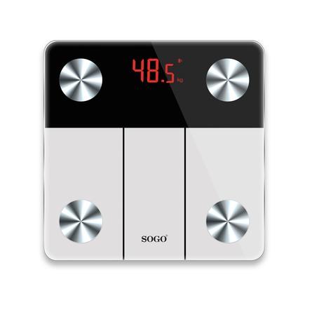 SOGO Elektronisk Bluetooth Badevægt