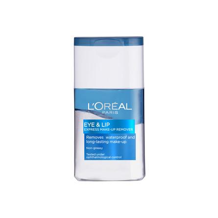 L'Oréal Paris Makeupfjerner til Øjne og Læber 125 ml