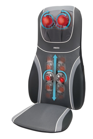 Homedics Massagesæde Shiatsu