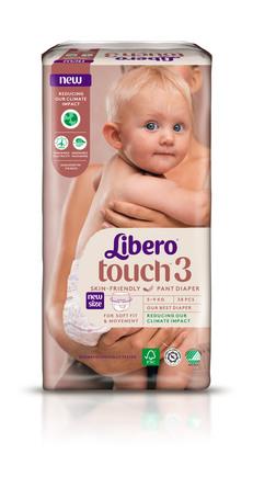 Libero Touch Pants Str. 3