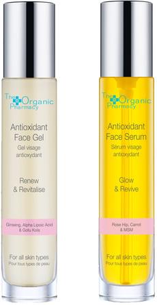 The Organic Pharmacy Antioxidant Duo