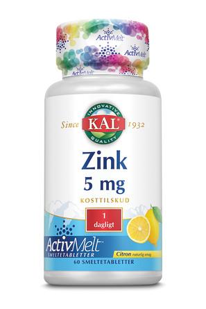 Zink 5 mg 60 tab