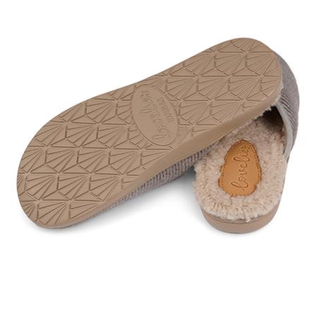 Lovelies Soori Lounge Loafer Striped Almond str. 38