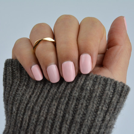 Le mini macaron Gel Manicure Kit Fairy Floss