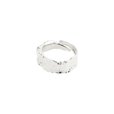 Pilgrim Ring Bathilda Sølv Belagt