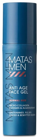 Matas Striber Men Anti Age Face Gel til Normal Hud 50 ml