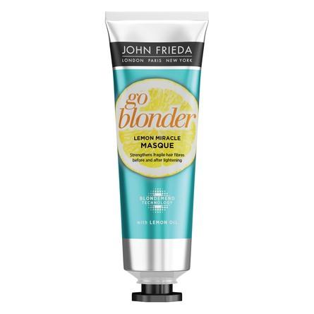 John Frieda Sheer Blonde Go Blonder Lemon Masque Lemon Masque