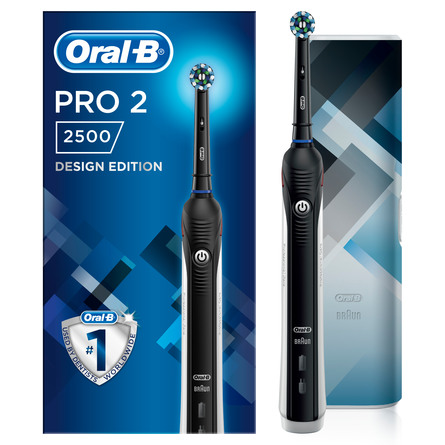 Oral-B El-tandbørste + Etui Pro 2 2500