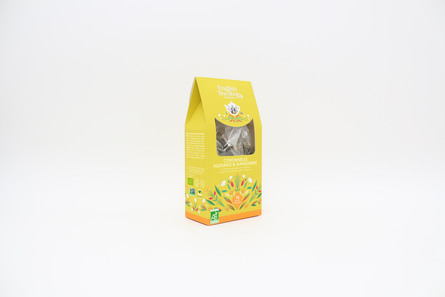 English Tea Shop Lemongrass Citrus & Ginger Øko 15
