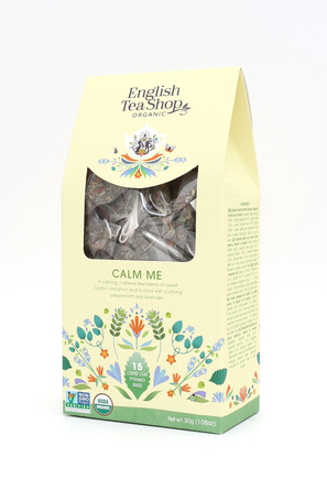 English Tea Shop Calm Me Øko Te
