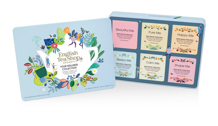 English Tea Shop Your Wellness Collection Økologisk Te