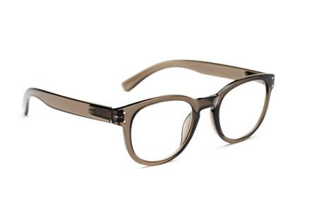 Prestige Læsebrille Transparent Grey + 1