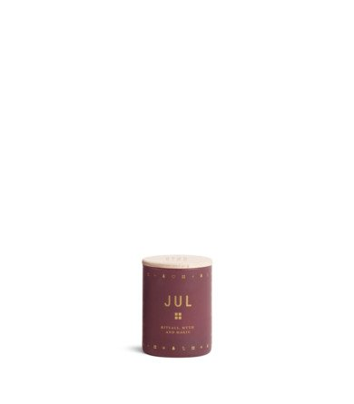 SKANDINAVISK Jul Mini Scented Candle 60 g.