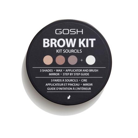 Gosh Copenhagen Eye Brow Kit