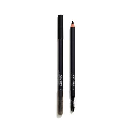 Gosh Copenhagen Eye Brow Pencil Soft Black
