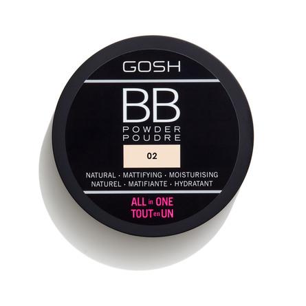 Gosh Copenhagen BB Powder 02