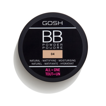 Gosh Copenhagen BB Powder 04