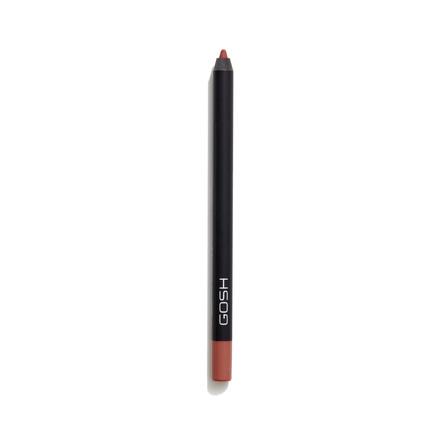 Gosh Copenhagen Velvet Touch Lip Liner Waterproof 001 Nougat Crisp