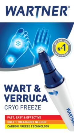 Wartner Cryo Freeze Vortepen 1 stk