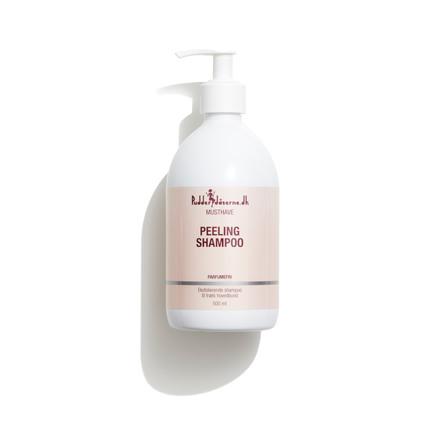Pudderdåserne.dk Peeling Shampoo 500 ml
