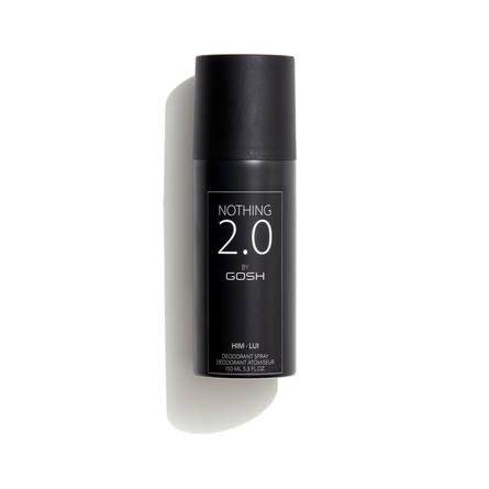 Gosh dufte Nothing 2.0 Him Deodorant Spray 150 ml