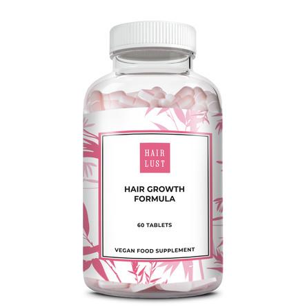 HairLust Hair Growth Formula 60 tabl
