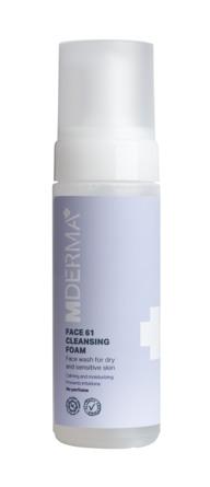 MDerma Face 61 Cleansing Foam
