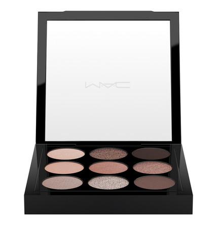 MAC Eye Shadow X9 Palette Dusky Rose Times Nine