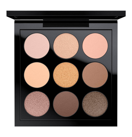 MAC Eye Shadow X9 Palette Amber Times Nine