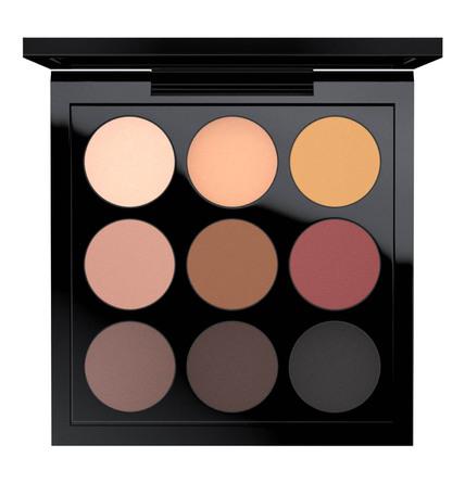 MAC Eye Shadow X9 Palette Semi-Sweet Times Nine